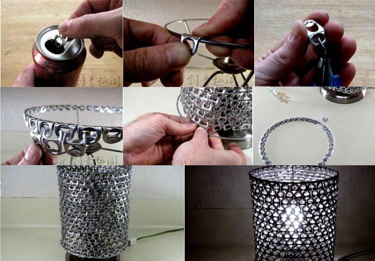 Mais uma ideia original para o projeto reciclarte - Cadeau fait main pour son amoureux ...